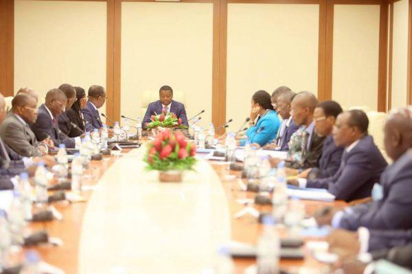 1er Conseil des ministres de 2018