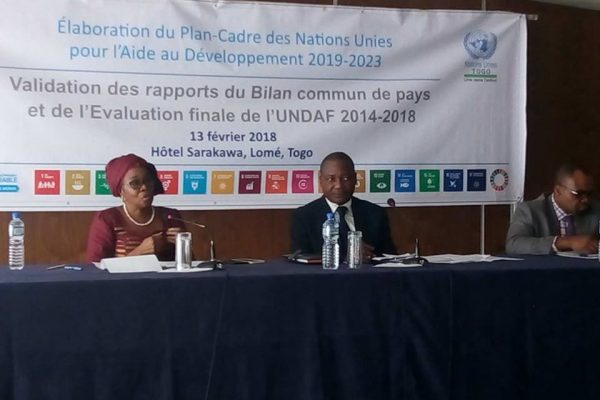UNDAF 2019-2023