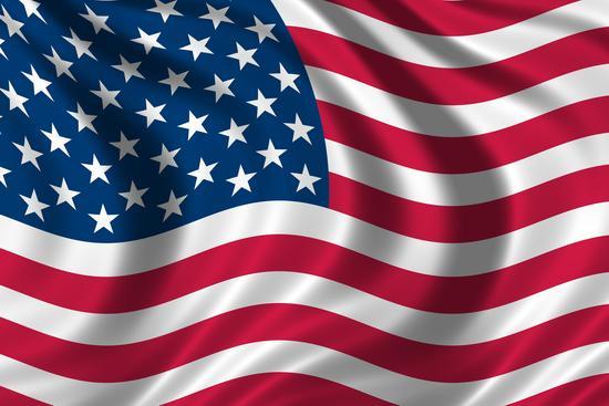Drapeau americain imagelarge - Rapport du département américain sur les droits de l'homme au Togo: tout n'est pas noir!
