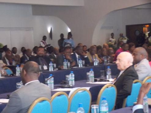 DSCN7069 493x370 - Gestion des ports en Afrique de l'Ouest et du Centre: Lomé accueille des réunions techniques de l'AGPAOC