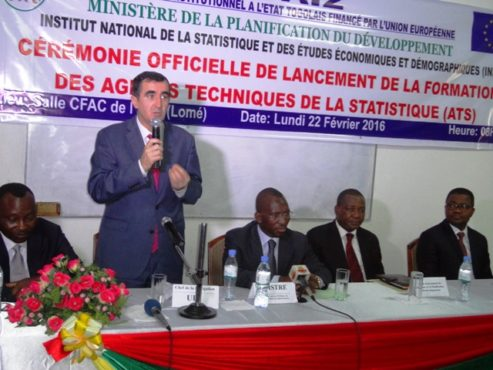 formation statisticiens 493x370 - Le Togo veut renforcer son système statistique