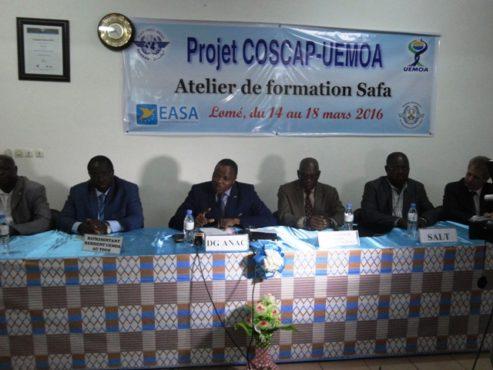 Formation inspecteur aviation civile 493x370 - Sécurité de la navigation aérienne: le SAFA au cœur d'une formation des  inspecteurs de l'aviation civile à Lomé
