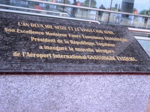 Aérogare 493x370 - La nouvelle aérogare de Lomé est inaugurée!