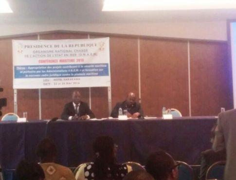 Sécurité maritime ouverture bon 485x370 - Ouverture de la 3è conférence maritime à Lomé
