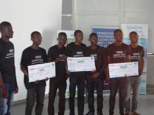 AGRIHACK 493x370 - Concours Agrihack  Talent -Togo:  remise des prix aux lauréats