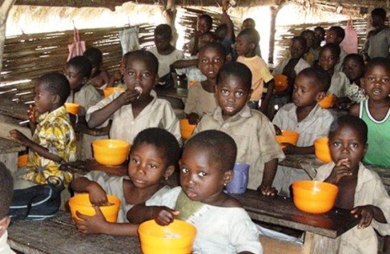 cantine scolaire 567x370 - Programme de cantines scolaires: état des lieux!