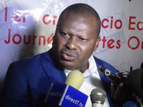 Antoine Gbékobou 493x370 - « Kpekpe Togo 2016 » : premier forum socio-économique de la diaspora togolaise