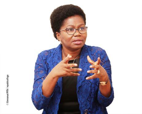 Mme Victoire Tomagah Dogbé bon 463x370 - Interview /Mme Victoire Tomegah-Dogbé : « Le FNFI est la réponse du Gouvernement… à l'exclusion financière qui touche une partie importante de la population togolaise »