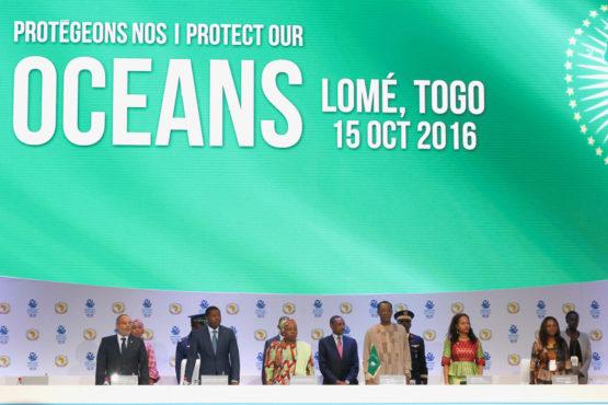 début sommet2 555x370 - Sommet de Lomé : la Charte adoptée à l'unanimité !