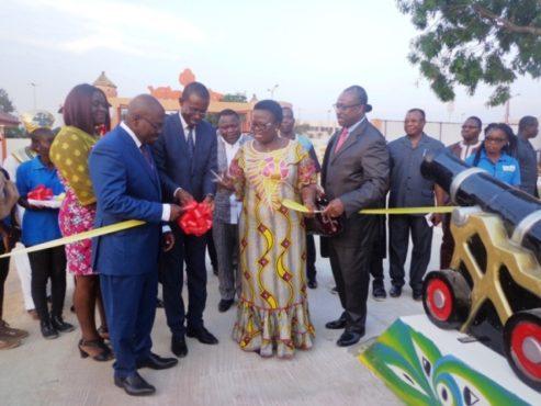 Tata parc bon 493x370 - « Tata Park », un nouveau parc d'attraction à Lomé