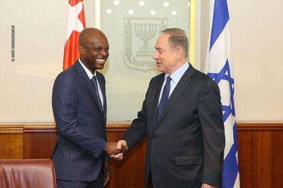 Sommet Afrique Israël 555x370 - Annonce officielle du sommet Afrique-Israël