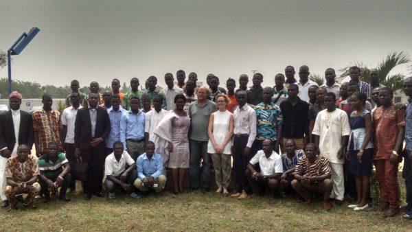 Formation FAIEJ 600x338 - 50 jeunes formés en horticulture grâce au FAIEJ