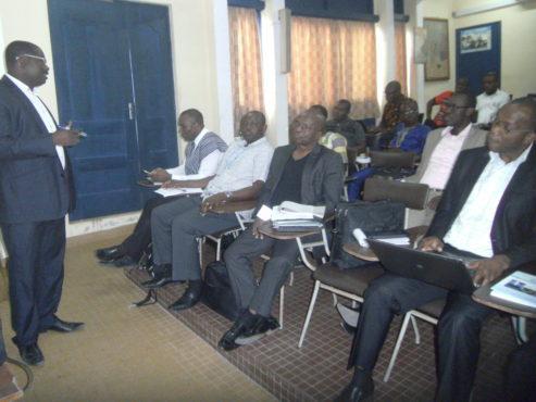 PICT1636 493x370 - Accès à l'eau et  à l'assainissement : le Togo peaufine sa participation à la réunion  de SWA à Washington