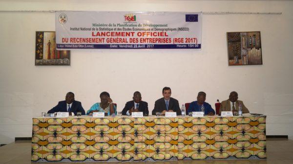 Recensement entreprises 600x337 - Economie : le Togo veut recenser ses entreprises