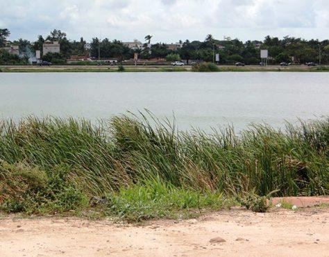 retenue deau bon 474x370 - 4è Lac : les travaux entrent dans une phase décisive avec  la mise à l'eau de la drague