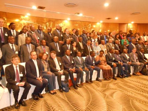 Colloque CREDAF 493x370 - Gouvernance fiscale : Lomé abrite le 32è colloque du CREDAF