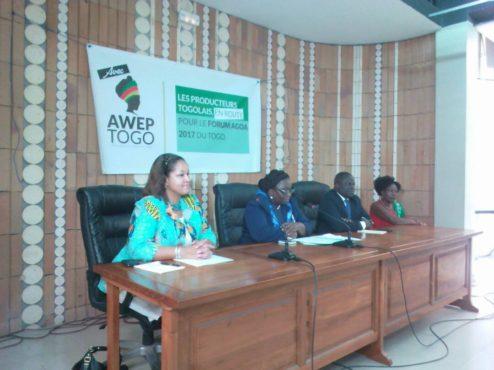 Awep 494x370 - Forum AGOA 2017 : AWEP-Togo  veut sensibiliser les producteurs à travers un Road-Show