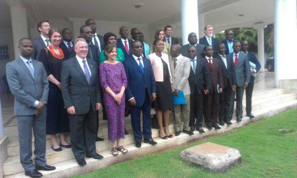 Mission MCC 1 600x359 - Programme  Threshold : signature entre le Togo et le MCC  probablement début novembre 2017