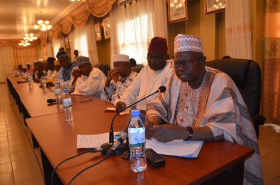 Imams reçus à la primature 559x370 - Situation socio-politique :  Selom Klassou rencontre les imams de la Région Maritime