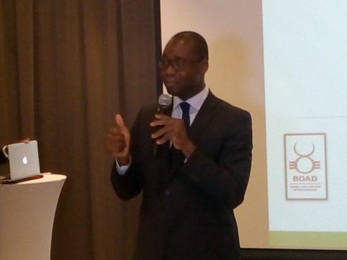 Franck Adjagba DG Fonds GARI 493x370 - Financement PME/PMI : ce qu'il faut savoir sur le Fonds GARI  et l'African Guarantee Fund