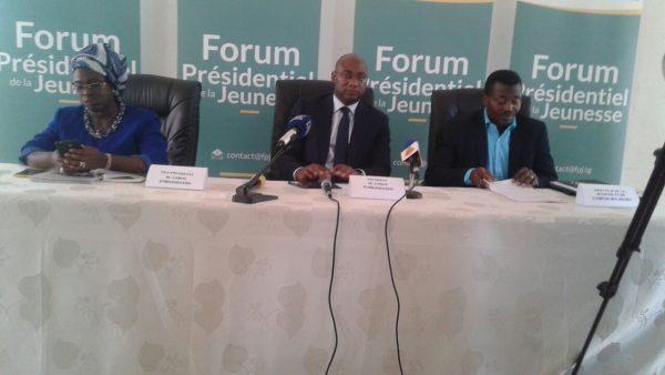 Forum présidentiel de la jeunesse2 600x338 - Forum présidentiel de la jeunesse : le rendez-vous entre Faure Gnassingbé et 3000 jeunes togolais