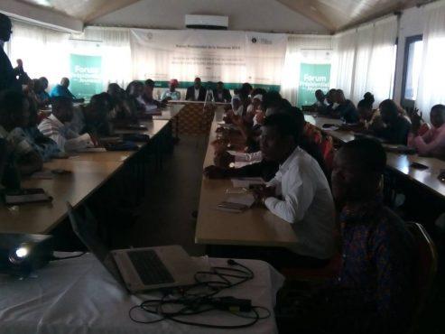IMG 20180429 WA0029 493x370 - Forum présidentiel de la Jeunesse: les résultats des ateliers régionaux préparatoires validés