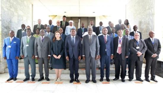 3b7b4a0f6370f16514c6568d4a4dc6c7 L - Faure Gnassingbé préside la réunion ministérielle du MUTAA