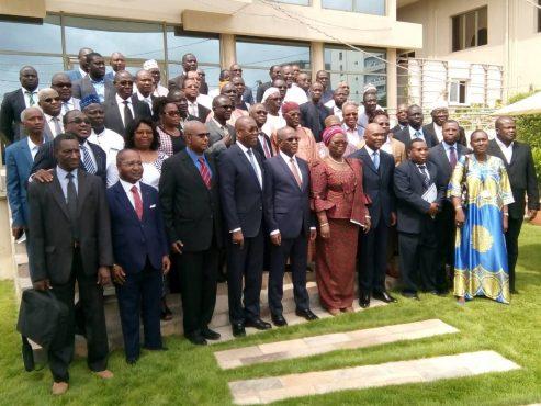 AG CCR UEMOA bo bon 493x370 - La Chambre Consulaire Régionale de l'UEMOA renouvelle ses instances à Lomé