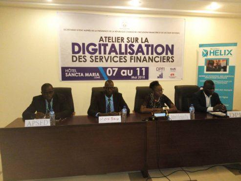 IMG 20180507 WA0033 493x370 - Finance inclusive: phase 2 de la formation sur la digitalisation des services financiers