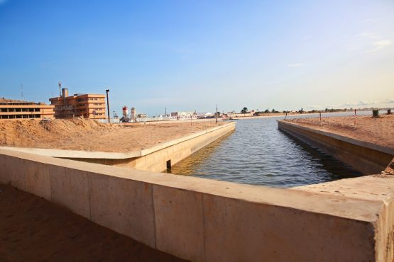 IMG 20180531 WA0070 555x370 - Inauguration du 4e Lac: les risques d'inondation à Lomé s'éloignent