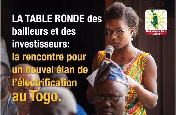 IMG 20180626 WA0090 563x370 - Stratégie d'électrification du Togo: table ronde des bailleurs de fonds et investisseurs à Lomé les 27 et 28 juin