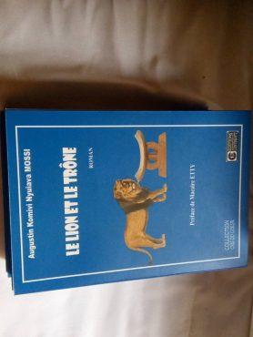 IMG 20180723 WA0021 278x370 - vient de paraître: '' Le lion et le trône'', un roman de Augustin Komivi Nyuiava Mossi