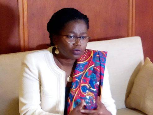 """IMG 20180810 WA0024 493x370 - Interview/ Mme Victoire Tomégah-Dogbé: """" Je voudrais inviter les jeunes à s'approprier les maisons des jeunes"""""""