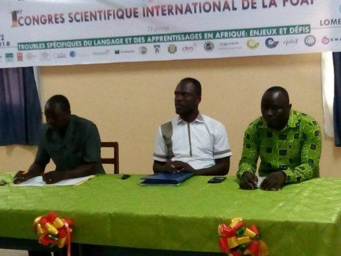 IMG 20180815 WA0024 493x370 - Santé: premier congrès scientifique des orthophonistes francophones à Lomé du 20 au 22 août