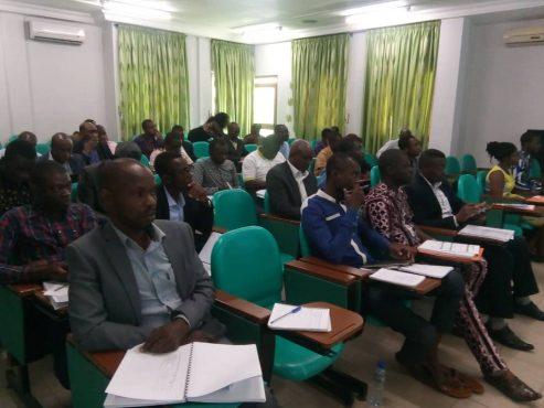 IMG 20180913 WA0038 493x370 - Le PAIEJ-SP veut répondre aux besoins en emplois verts dans les zones minières et les mangroves