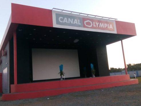 IMG 20180930 WA0036 493x370 - Cinéma: une deuxième salle CANAL OLYMPIA ouverte au Togo