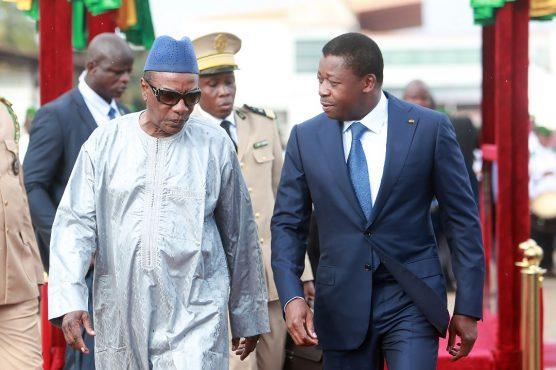 IMG 20181001 WA0032 556x370 - 60 ème anniversaire de l'indépendance de Guinée : Faure Gnassingbé prend part aux festivités