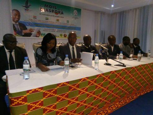 """IMG 20181009 WA0025 493x370 - """"Mois de la diaspora"""" : 21 préfectures couvertes, 500 participants mobilisés"""