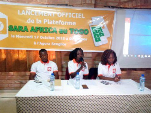 IMG 20181017 WA0023 493x370 - E-commerce : la plateforme SARA AFRICA s'installe au Togo