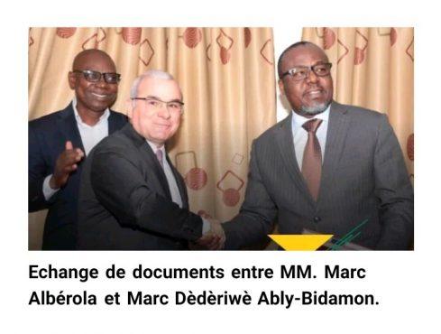 IMG 20181023 WA0042 489x370 - Le Togo signe une convention avec la société ERANOVE pour la construction d'une centrale thermique de 65 MW