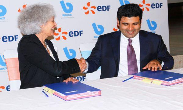 poster article15406546942 600x363 - Projet CIZO: EDF et BBOXX signent un partenariat