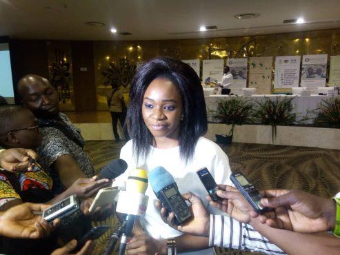 Odilia Gnassingbé 493x370 - Forum de haut niveau sur  l'agro-industrie : les  grands axes des recommandations,  en cours d'élaboration