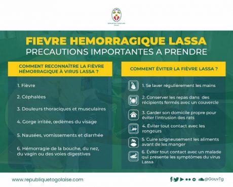 Fièvre Lassa 460x370 - Fièvre Lassa : quelles précautions prendre ?