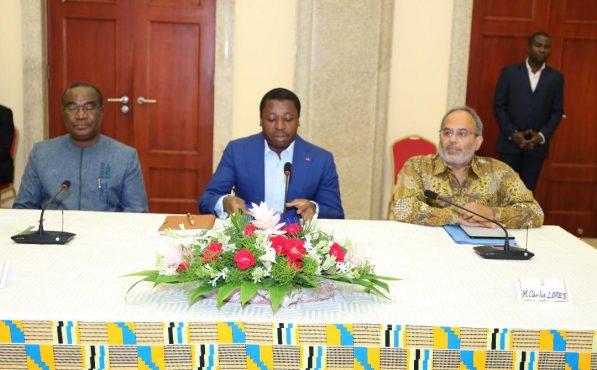 IMG 20190127 WA0022 597x370 - Togo: un séminaire pour lancer la nouvelle équipe gouvernementale