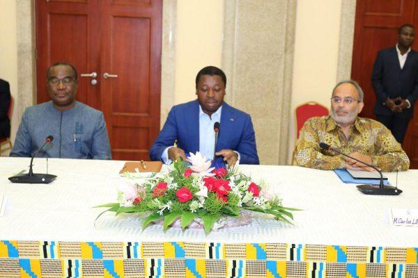 IMG 20190127 WA0022 600x400 - Togo: un séminaire pour lancer la nouvelle équipe gouvernementale