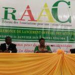 Lancement RAAC 150x150 - Promotion de la démocratie au Togo : le RAAC  entend  jouer sa partition