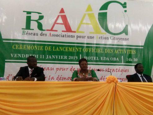 Lancement RAAC 493x370 - Promotion de la démocratie au Togo : le RAAC  entend  jouer sa partition