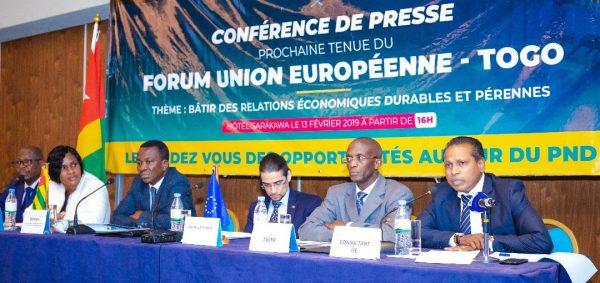IMG 20190214 WA0006 600x283 - Forum économique Togo-UE: un rendez-vous des opportunités.