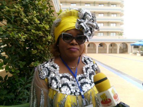 IMG 20190223 WA0011 493x370 - Lomé abrite la troisième édition de la Grande Rencontre d'Echanges des Femmes Camerounaises et du Monde
