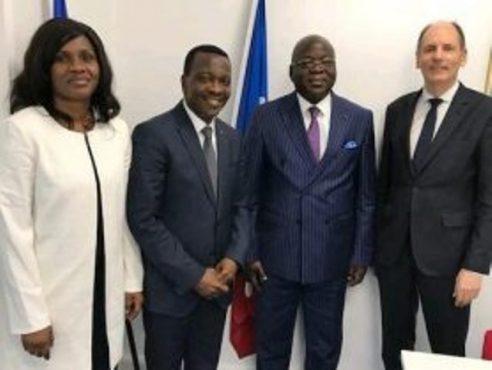 PND au forum de CIAN à Paris bon 492x370 - Développement : Le PND du Togo salué au Forum Business Afrique organisé par le CIAN à Paris